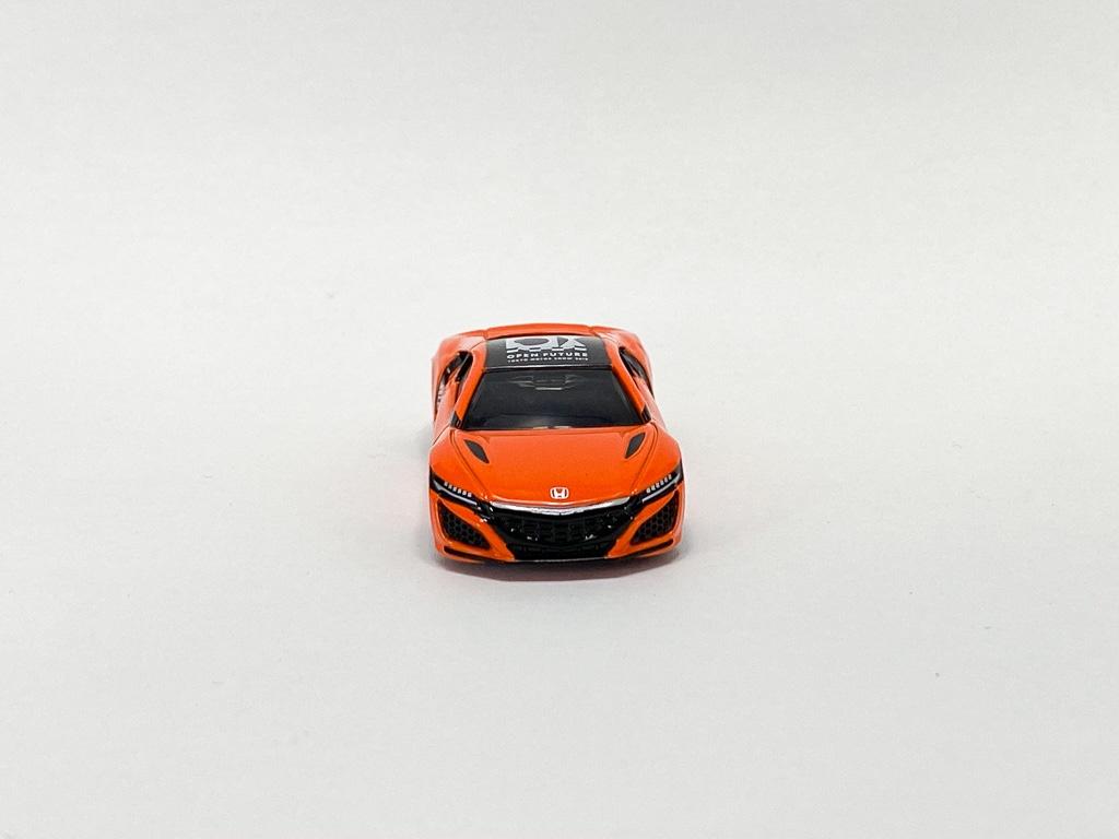 東京モーターショー2019 開催記念トミカ 12台セット No.4 ホンダ NSX 正面から
